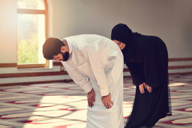 Praying with spouse